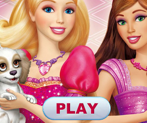 SUPER GRA: Barbie Princess Room