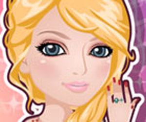 Barbie Taylor Swift Makeover