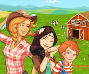 SUPER GRA: Big Farm
