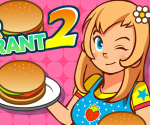 SUPER GRA: Burger Restaurant 2