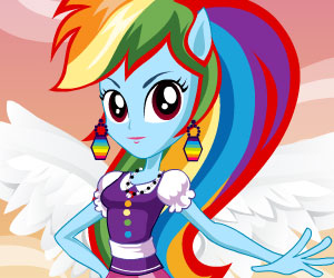 Equestria Girls: Rainbow Dash