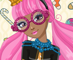 SUPER GRA: Ever After High: Ginger Breadhouse Dress Up