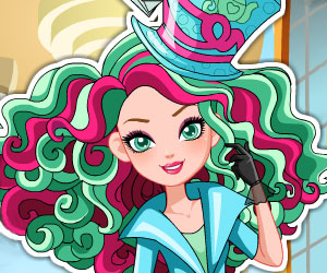 SUPER GRA: Ever After High Way Too Wonderland Madeline Hatter