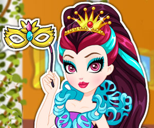 SUPER GRA: Ever After High Way Too Wonderlandc Raven Queen