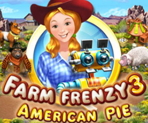 SUPER GRA: Farm Frenzy 3: American Pie