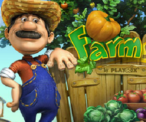 SUPER GRA: Farmscapes