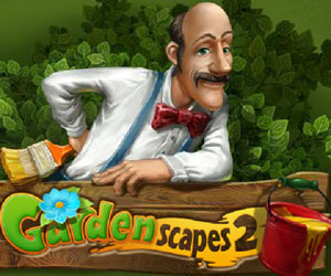 SUPER GRA: Gardenscapes 2