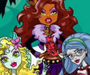 Kolorowanka Monster High