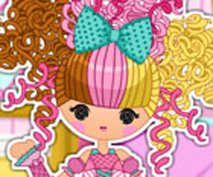 Lalaloopsy Scoops Waffle Cone