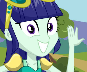 MLP Equestria Girls: Blueberry Cake (Ocena: 9.3)