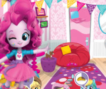 MLP: Pinkie Pie Pidżama Party