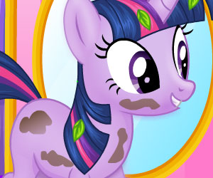 SUPER GRA: MLP: Twilight Sparkle