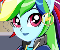 MLPEG: Dance Magic Rainbow Dash