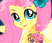 MLP EG – Legend Of Everfree – Crystal Gala: Fluttershy
