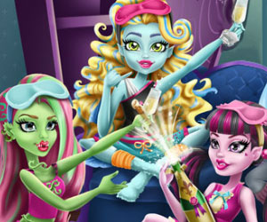 Monster High: Pyjama Party