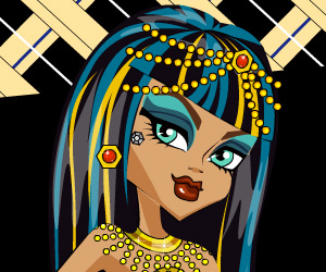 Monster High Queen Cleo (Ocena: 9.1)