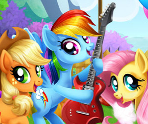 SUPER GRA: My Little Pony Farm Fest