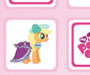 My Little Pony Memo