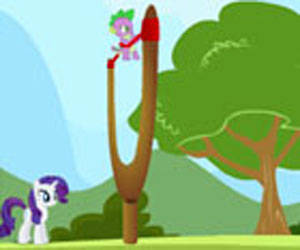 My Little Pony: Spike Toss
