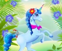My Little Pony: Unicorn Dress Up