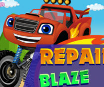 Napraw Blaze Monster Truck