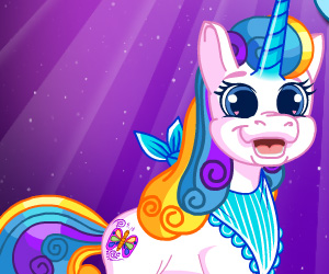 SUPER GRA: Pony Makeover