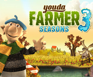 SUPER GRA: Youda Farmer 3 Seasons