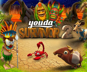 SUPER GRA: Youda Survivor 2