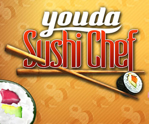 SUPER GRA: Youda Sushi Chef